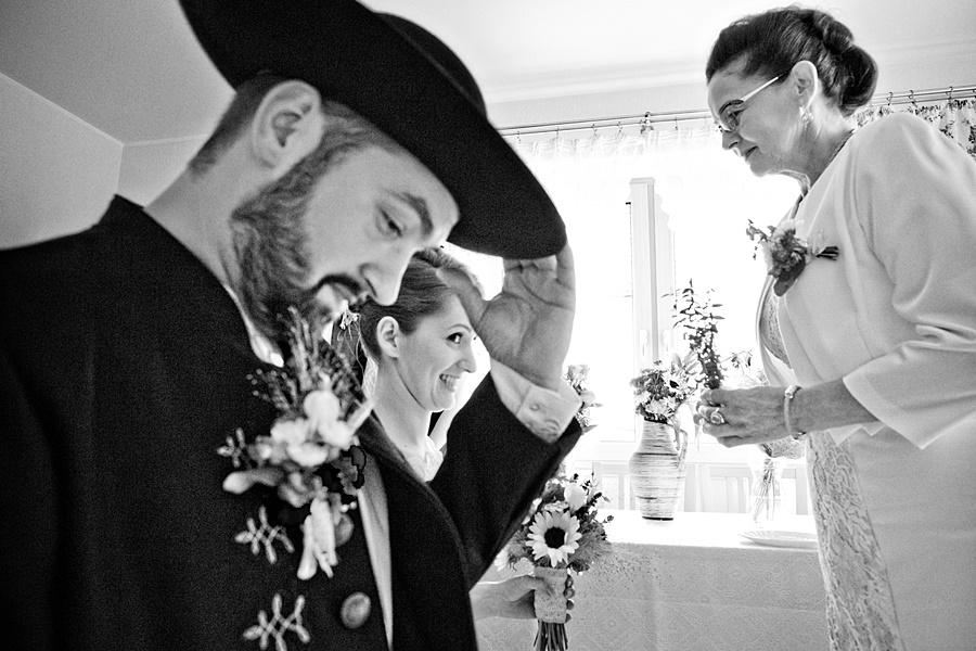 reportaż ze ślubu góralskiego