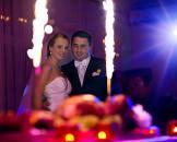 zdjęcia ślubne wesela zdjęcie tortu